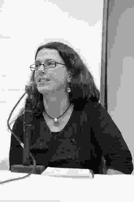 AA Roundtable panellist Ceridwen Owen.