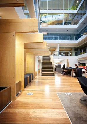 2011 australian interior design awards shortlist for Interior design temp agency