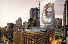 Two towers proposed for Sydney's Martin Place
