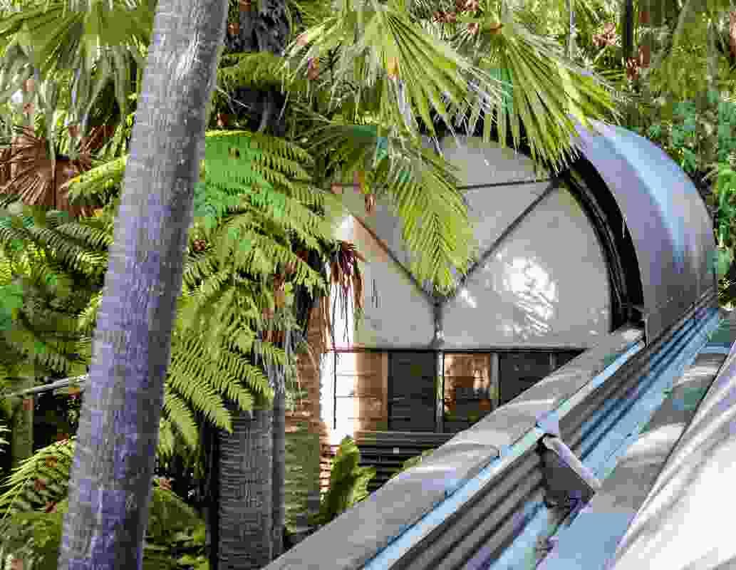 Bilgola House, designed in 1974.