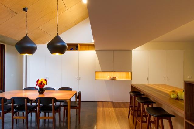 Clerestory House by Rob Henry Architects.