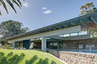 'A powerful form': Lune de Sang Pavilion