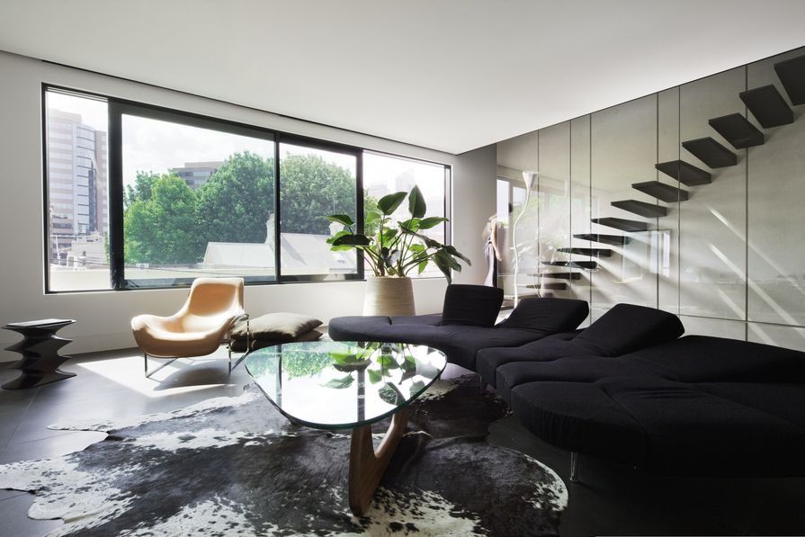 World House of the Year: Small House by Domenic Alvaro.