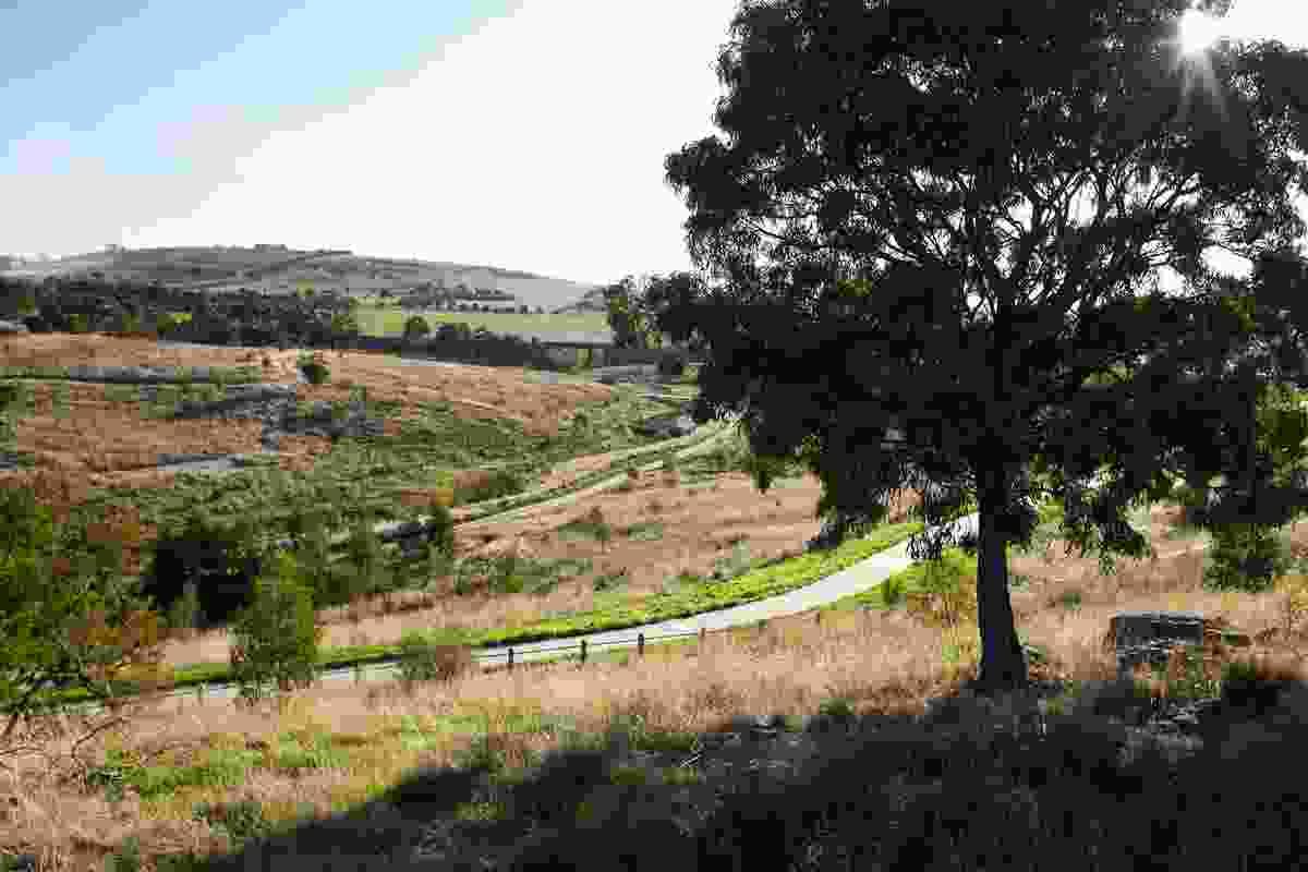 Wanginu Park by GbLA Landscape Architects.