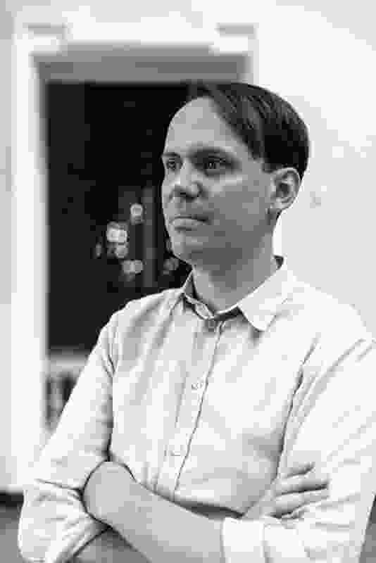 Rory Hyde, a designer, writer and curator of contemporary architecture and urbanism at the Victoria and Albert Museum. (London, UK).