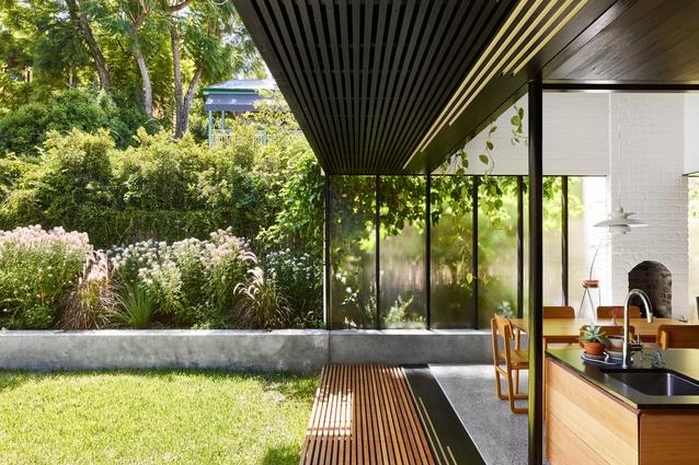 Terrarium House by John Ellway.