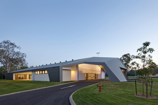 2013 Building of the Year: Somerset Civic Centre by ThomsonAdsett.
