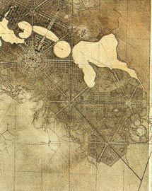 Detail from the City and environs drawing. NAA: A710, 38.