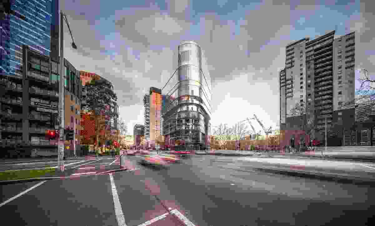 55 Southbank Boulevard by Bates Smart.