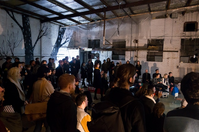 A New Architects Melbourne event.
