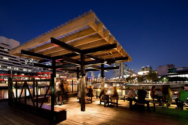 The Boatbuilders Yard by Six Degrees Architects.