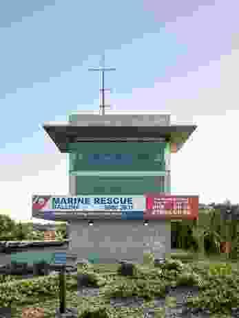 Ballina Sea Rescue Tower, Ballina by DFJ Architects.