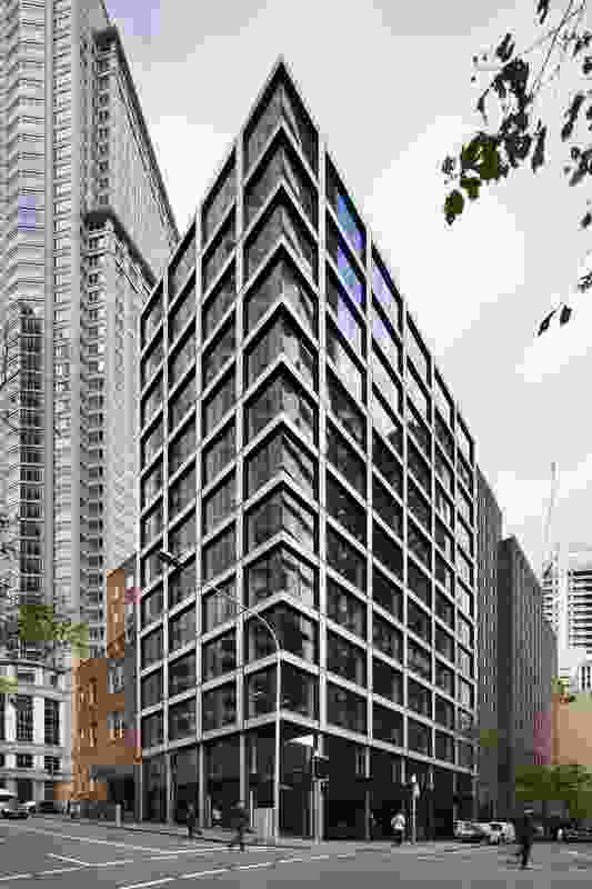 2 Bligh Street by Bates Smart.