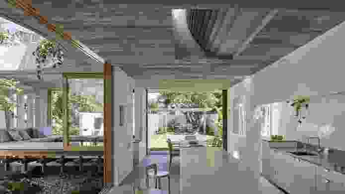 Gibbon St by Cavill Architects.