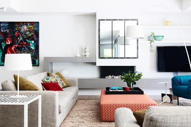 2014 aida shortlist residential decoration architectureau for Apartment design awards