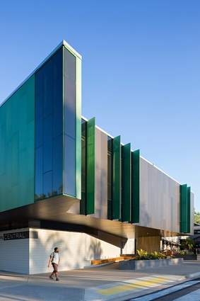 JCU Education Central by Wilson Architects with Architects North.