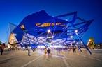 Perth Arena opens