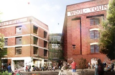 Melbourne's Younghusband wool store to be repurposed as an 'industrial village'