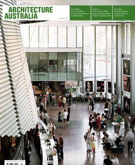 Architecture Australia, March 2009