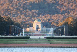 Australian War Memorial, Canberra.