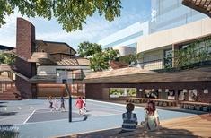 'Learning landscape': Designs revealed for Melbourne Docklands' first school
