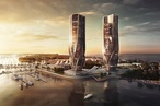 Double take: Zaha Hadid's twin towers on the GC