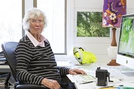 Brisbane landscape architect Beth Wilson dies aged 85