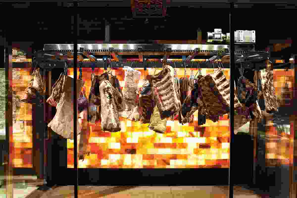 2010 Retail Design Award: Victor Churchill, Fine Family Butcher by Dreamtime Australia Design.