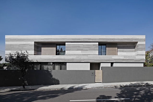 Cassell Street by b.e architecture.