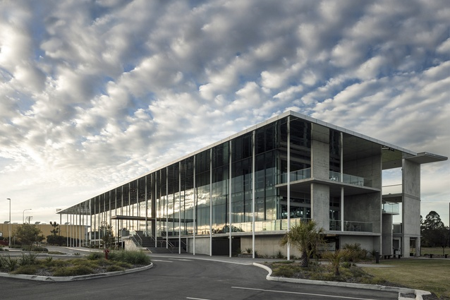 KDV Golf and Tennis Academy by Gold Coast by Queensland by Shiro Architects.