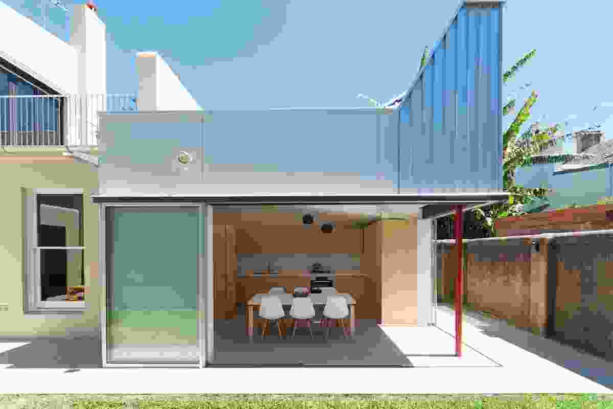 House Alteration and Addition under 200m² – House 6 by Welsh + Major Architects.