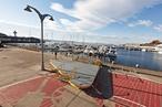 Franklin Wharf improvements