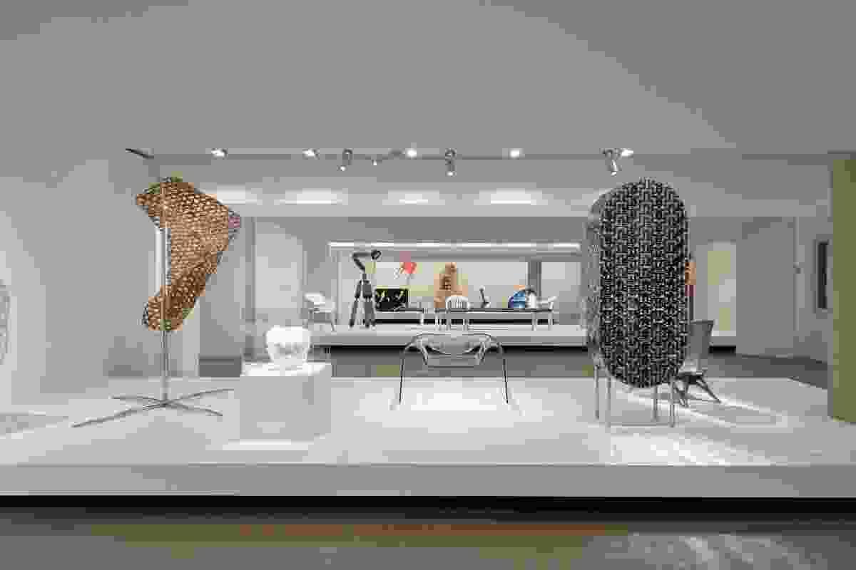 NGV展览:正在创造的历史。
