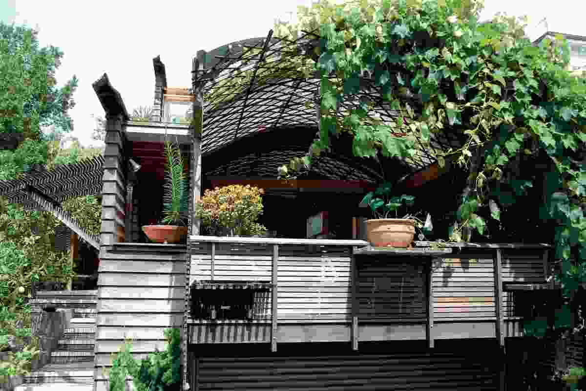 Winner: Enduring Architecture category – Heke Street House (1988) by Mitchell & Stout Architects.