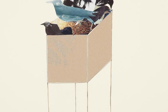 Katherine Bowman, <em>Untitled</em>, 2011. Image courtesy of the artist.