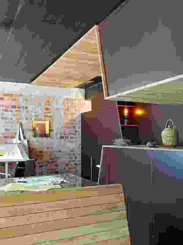 Studio 217 by Amalie Wright & Richard Buchanan.