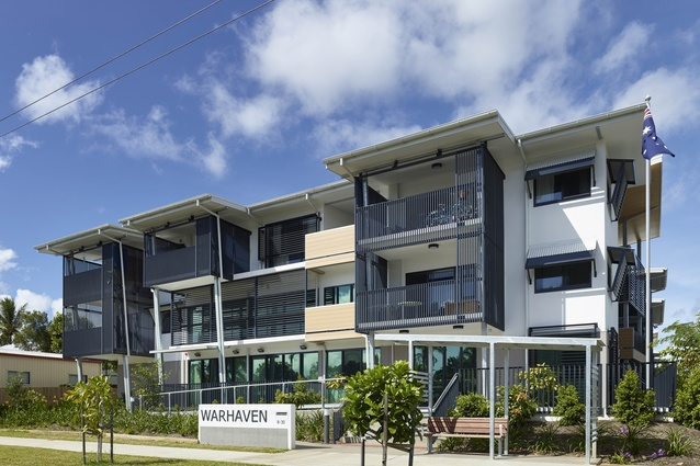 RSL Warhaven by Noel Robinson Architects.