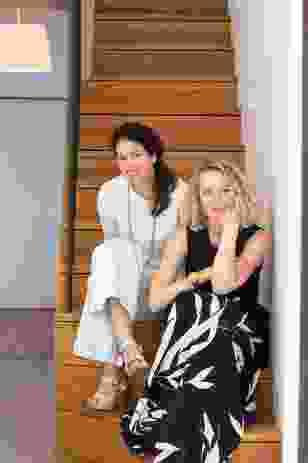 Rebekah Clayton and Michelle Orszaczky, co-directors of Clayton Orszaczky.