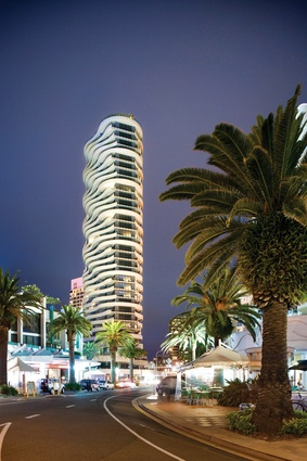 The Wave (2006) by DBI Design, Surfers Paradise.