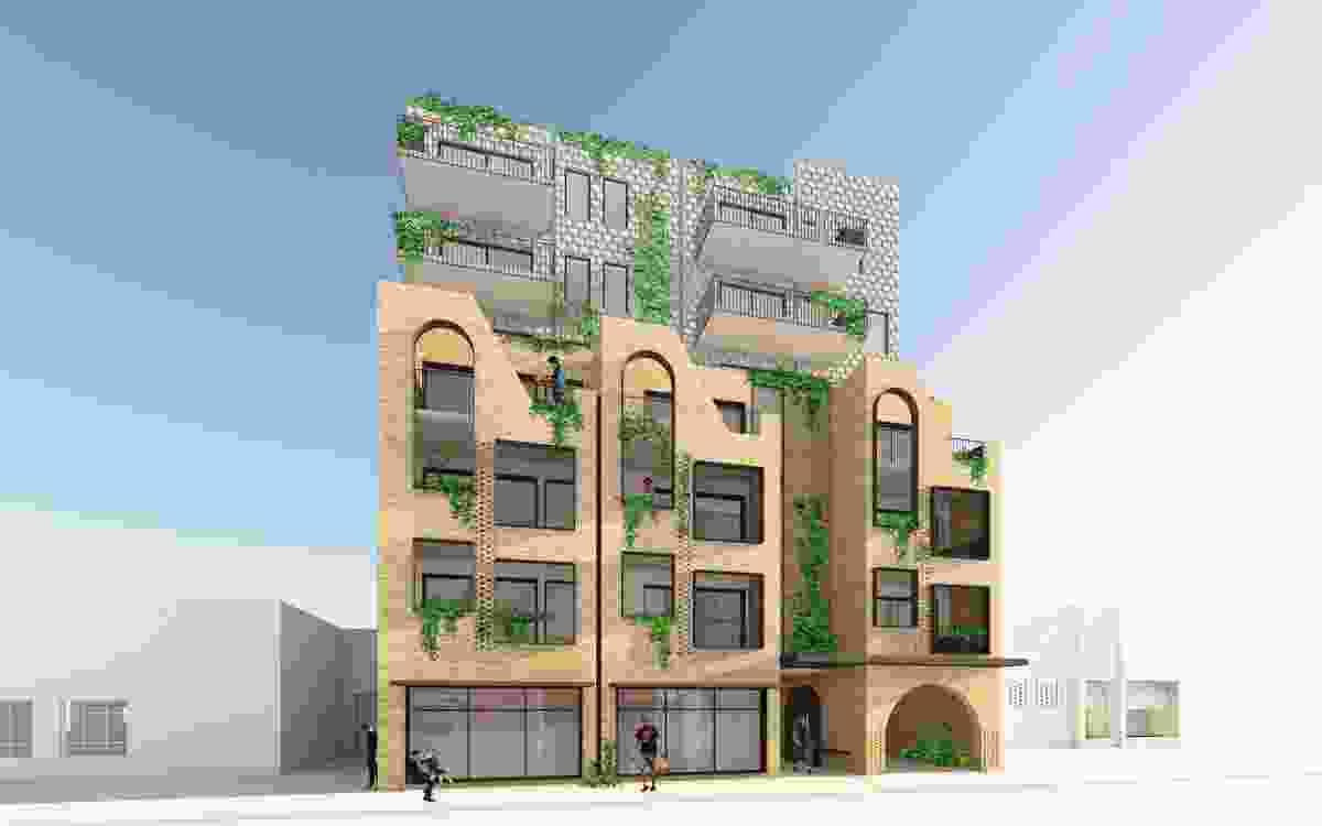 Nightingale Village at 24-26 Hope Street by Breathe Architecture and Architecture Architecture.