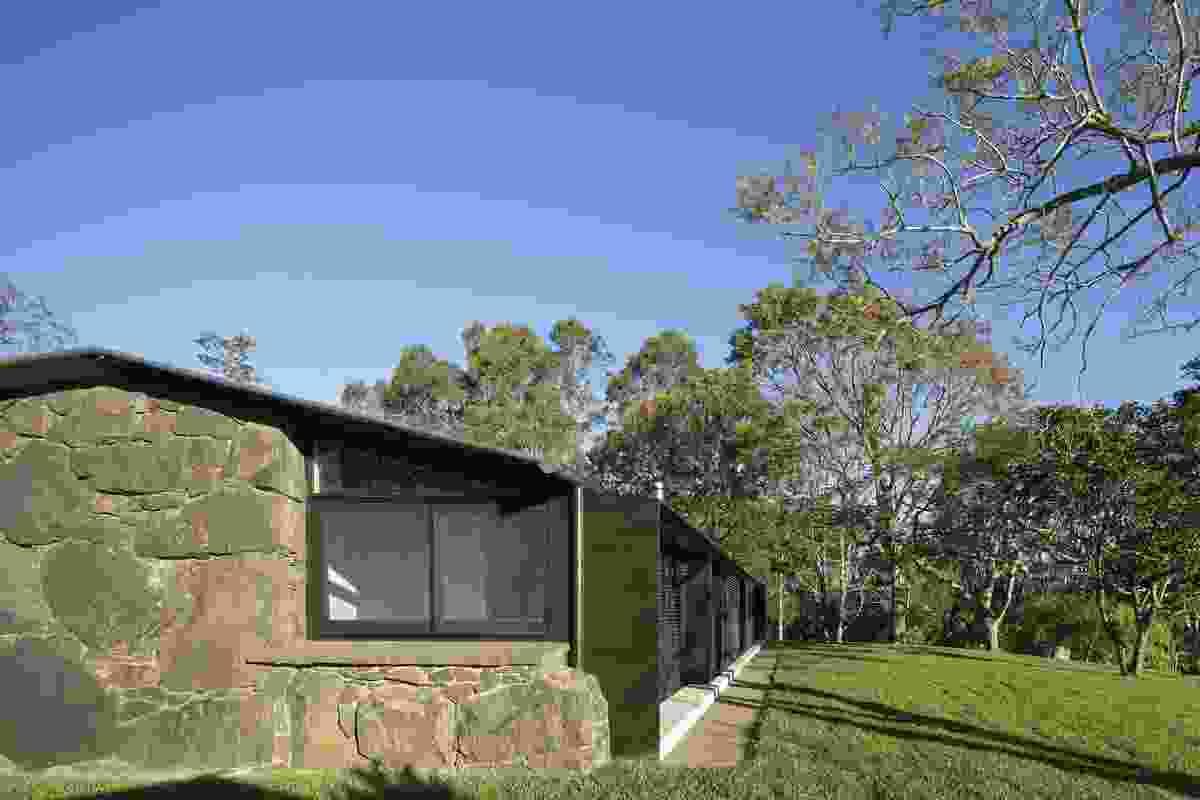 Stone House by CHROFI.