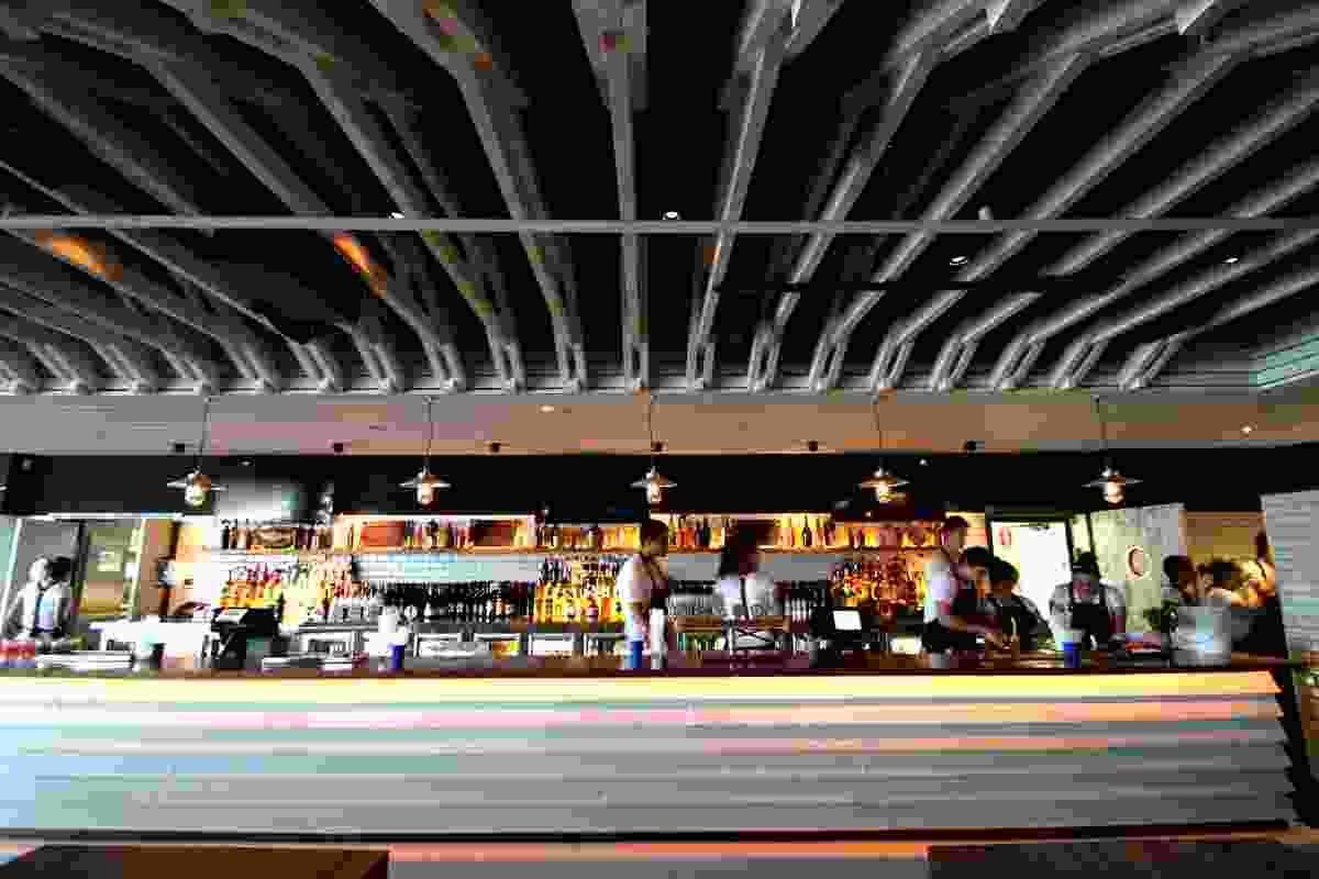 Riverbar & Kitchen – Humphrey & Edwards Architects.