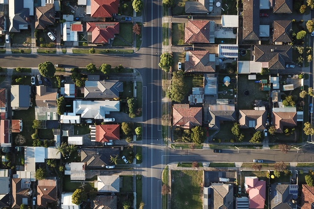 The <I>Building Up and Moving Out</I> report recommends that the federal government take a greater role in planning for the future of Australia's cities and regions.