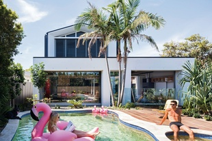 All together now: Matraville Residence
