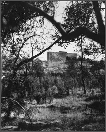 The Monash University Clayton Campus circa 1967.