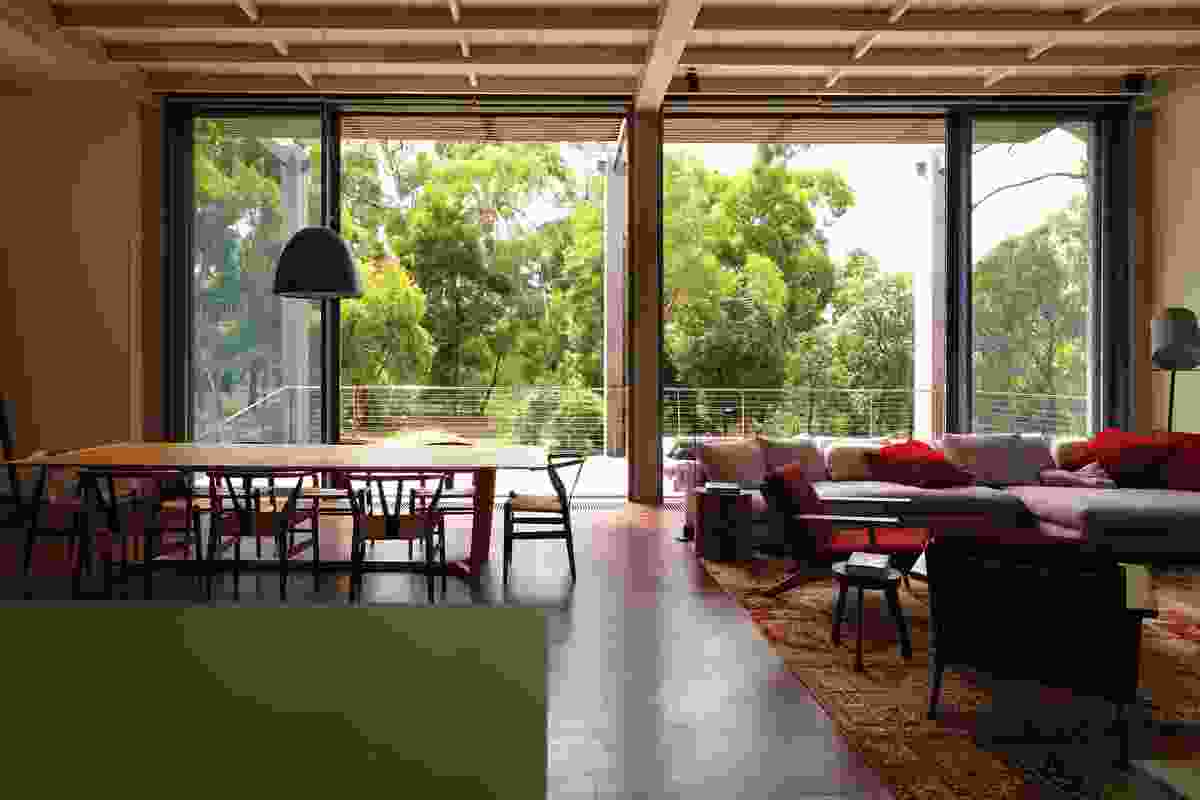 New House over 200m² – Westernport House by Sally Draper Architects.