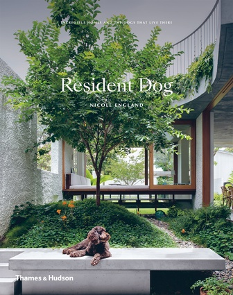Resident Dog: Incredible Homes and the Dogs that Live There by Nicole England (Thames and Hudson, 2018).