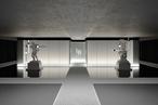 Lee Broom designs maze-like 'pleasure garden' for Space Furniture