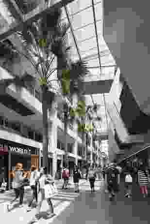 Chatswood Transport Interchange by COXDesignInc (Cox Richardson and DesignInc Joint Venture).