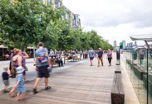 Barangaroo South by Aspect Oculus, Lendlease, Rogers Stirk Harbour and Partners